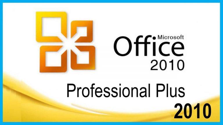MicroSoft Office 2010 Product Key Latest 2020 100% Working