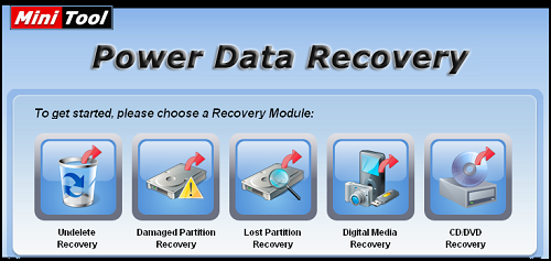 MiniTool Power Data Recovery 9.2 Crack [Latest] Download 2021