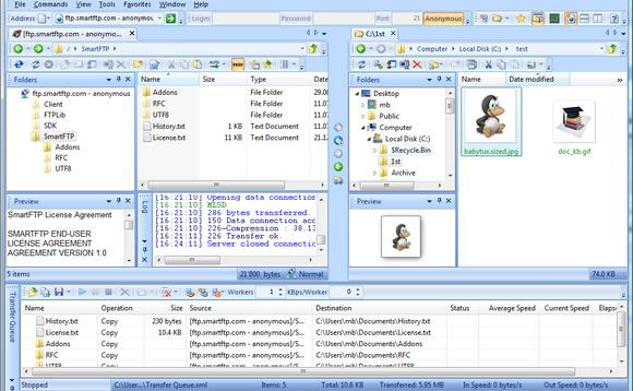 SmartFTP Enterprise 9.0.2846.0 Crack Incl Serial Keygen [Latest]