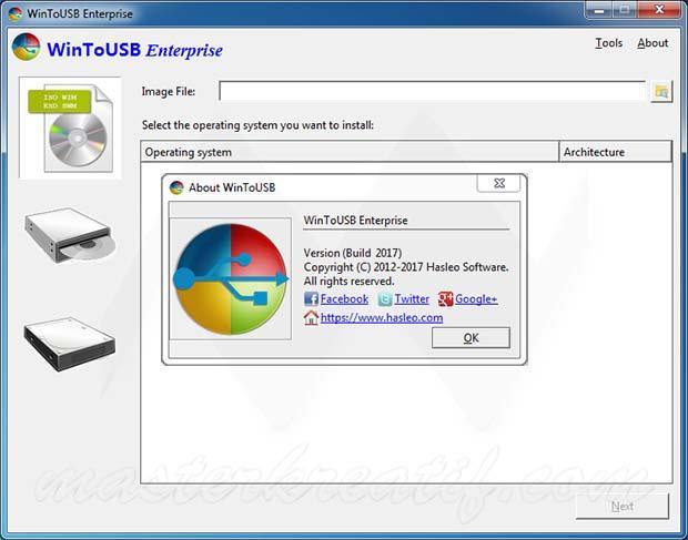 WinToUSB Enterprise Crack 6.0 R2 With Keygen [Latest] Download