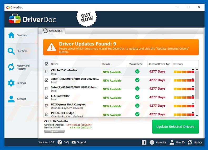 DriverDoc 2021 v5.3.521.0 Crack License Key + Latest Free Download
