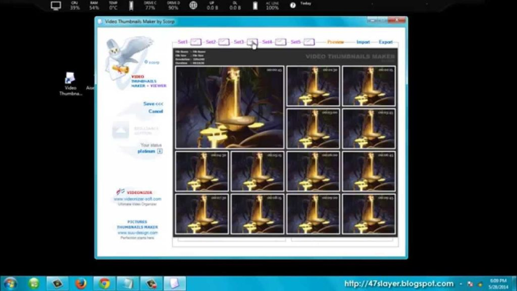 Video Thumbnails Maker Platinum 15.2.0 Full Crack [Latest] Download