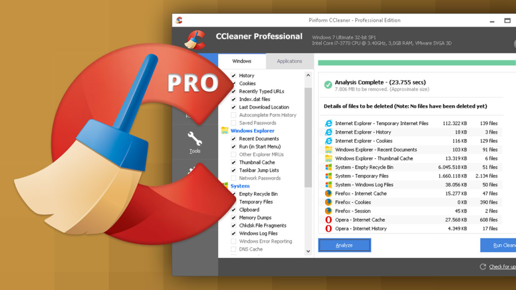 CCleaner Professional Key 5.82.8950 With Crack Latest [All Editions Keys]