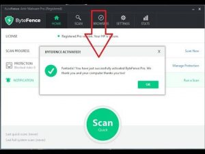 ByteFence Crack With License Key Free [Latest] Download 2021