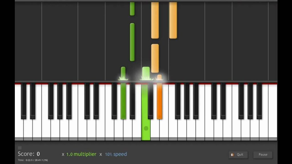Download Synthesia 10.7 Editor Piano Crack 2021 Free Download