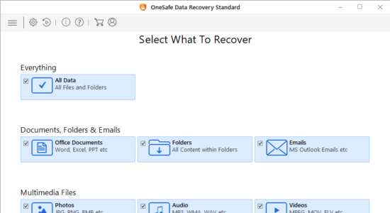 OneSafe Data Recovery Professional 9.0.0.4 Crack With Keygen 2021