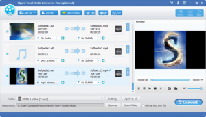 Tipard Total Media Converter 9.2.46 With Crack [Full Latest] 2021