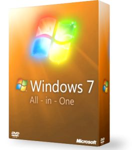 Windows 7 All in One Crack ISO Download [Win 7 AIO 32-64Bit]