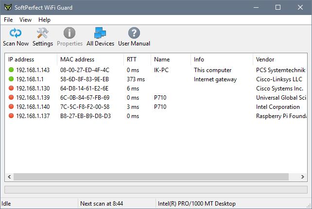 SoftPerfect WiFi Guard Crack 2.2.6 + License Key [FullLatest] 2021